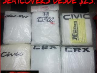 COVERS ASIENTO/SEAT COVERS  HONDA, Puerto Rico