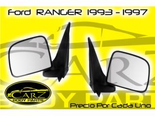 Espejo RETROVISOR Ford RANGER 1993 - 1997, Puerto Rico