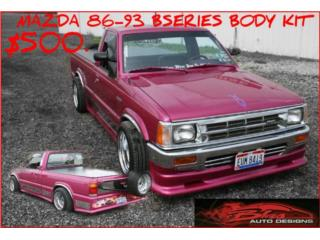 BODY KITS MAZDA 86-96 BSERIES, Puerto Rico