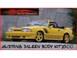 BODY KITS FORD MUSTANG SALEEN, Puerto Rico