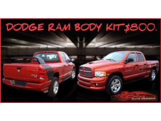 BODY KIT  DODGE RAM , Puerto Rico
