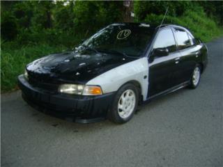 Mitsubishi Tecnica 1997 al 2002 interiores, Puerto Rico
