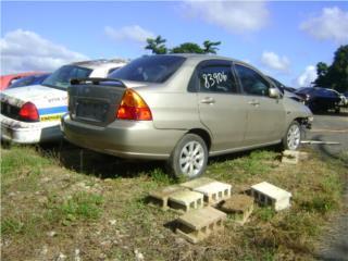 Suzuki Aerio 2002 2003 2004 2005 2006 2007, Puerto Rico