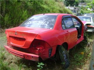 Mitsubishi Lancer 2004 2005 2006, Puerto Rico