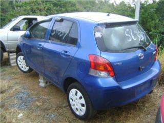 Toyota Yaris 2006 2007 2008 2009 2010 2011, Puerto Rico