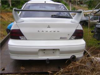 Mitsubishi Lancer evolution 2004 2005 2006, Puerto Rico