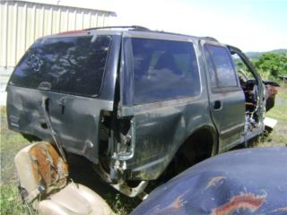 Ford Expedition 1997 1998 1999 2000 2001 2002, Puerto Rico