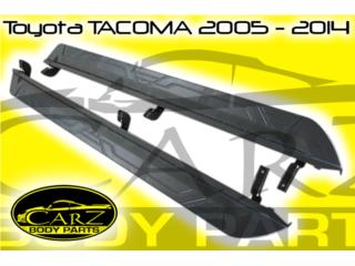 ESTRIBOS Toyota TACOMA Crew Cab 2005 - 2017, Puerto Rico