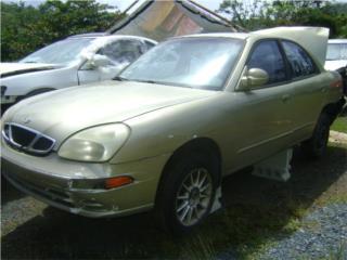 Daewoo Nubira 1997 1998 1999 2000 2001 2002, Puerto Rico