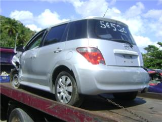 Scion XA 2004 2005 2006, Puerto Rico