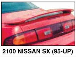 SPOILER BAUL NISSAN 240SX 95-98, Puerto Rico