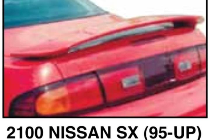 SPOILER BAUL NISSAN 240SX 95-98 Puerto Rico, ClasificadosOnline com