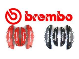 Brembo Caliper Covers set d 4 pcs Front Rear, Puerto Rico