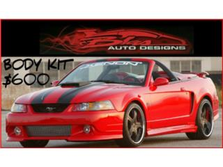 BODY KIT FORD MUSTANG, Puerto Rico