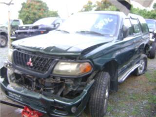 Mitsubishi Nativa 1997-1998-1999-2000-2001-02, Puerto Rico