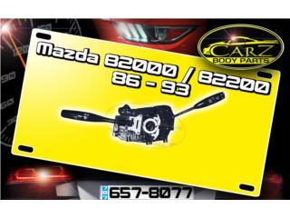 Brazos Señales y Wipers Mazda B2000 / B2200 , Puerto Rico