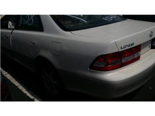 LEXUS ES 300 2001 V6 3.0LT AUT VVT-I, Puerto Rico