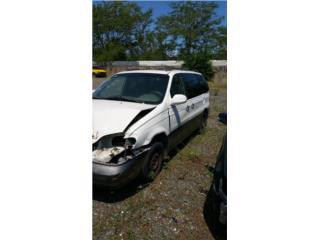Kia Sedonna 2001 ''Transmicion aut.'', Puerto Rico