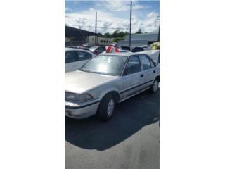 Toyota Corolla 1990.''Transmicion Automatica', Puerto Rico