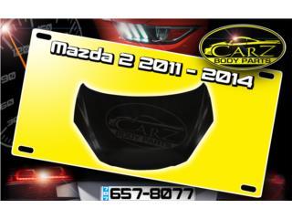 BONETE Mazda 2 2011 - 2014, Puerto Rico
