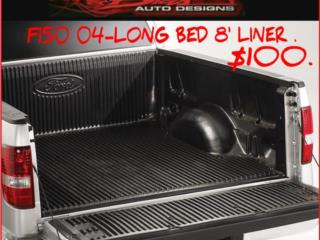 FORD 150 2004-UP LONG BED 8' LINER, Puerto Rico