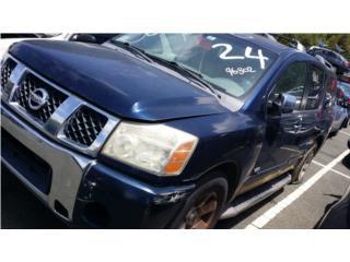 NISSAN ARMADA 2006 AUT 5.6LT V8 , Puerto Rico