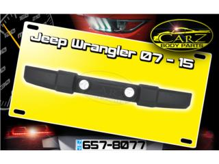 BUMPER Jeep WRANGLER 2007 - 2017, Puerto Rico