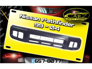 BUMPER Nissan PATHFINDER 1999 - 2004, Puerto Rico