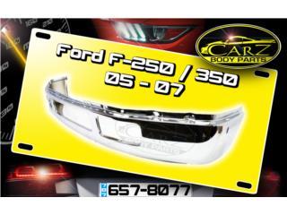 BUMPER Cromado Ford F-250 / F-350 2005 - 2007, Puerto Rico