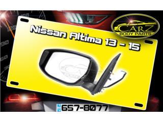 Espejo RETROVISOR Nissan ALTIMA 2013 - 2015 , Puerto Rico
