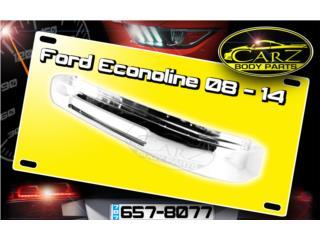 BUMPER Ford Van ECONOLINE 2008 - 2014, Puerto Rico