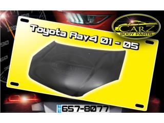 BONETE Toyota RAV4 2001 - 2005, Puerto Rico