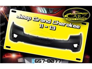 BUMPER Jeep GRAND CHEROKEE 2011 - 2013, Puerto Rico