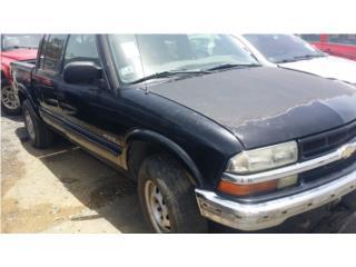 CHEVROLET S10 2002 4X4 AUT. 4 DOOR 4.3LT, Puerto Rico