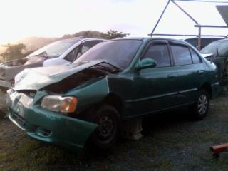 Hyundai Brio 00 01 02 03 04 05, Puerto Rico