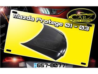 HOOD Mazda PROTEGE 2001 - 2003, Puerto Rico