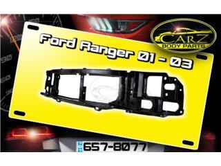 CARETA ( Nose Panel ) Ford RANGER 01 - 03, Puerto Rico