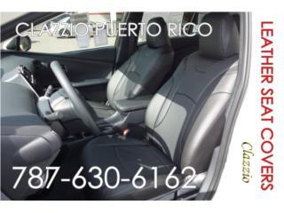 Asientos en Piel para tu Toyota, Puerto Rico