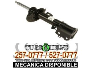 Shock Absorbers Amortiguadores -  BOTELLAS/SHOCKS VARIEDAD PARA NISSAN Puerto Rico