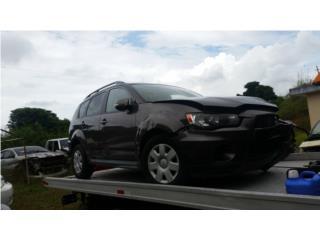 Mitsubishi Outlander 07 08 09 10 2011 2012, Puerto Rico