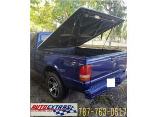 Tapa Undercover Classic para Pick Up, Puerto Rico