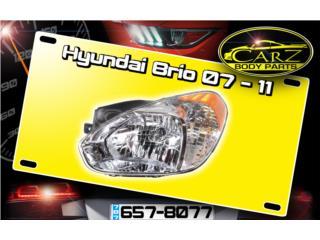 FOCO Hyundai BRIO 2007 - 2011, Puerto Rico