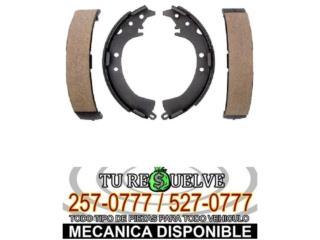 Frenos/Brakes - BANDAS FRENOS GM ALL 1978-2003 $19.99 SET COM Puerto Rico