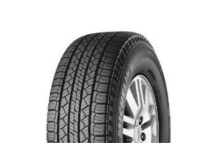 Michelin Premier LTX 265-60-18, Puerto Rico