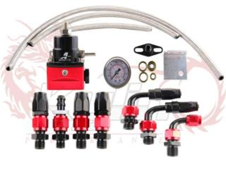 Regulador de Gasolina Aeromotive Style, Puerto Rico