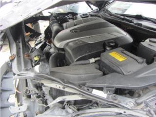 2002 Lexus SC 430, Puerto Rico