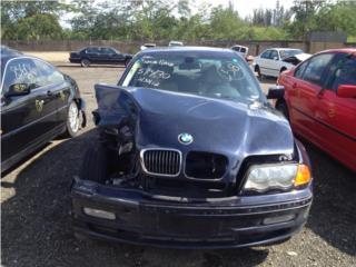 #58 2001 BMW 3 Series 330i Sedan, Puerto Rico