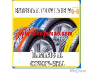 205/40R 17 GOMA NUEVA!!!, Puerto Rico