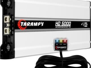 PLANTA TARAMPS HD 5000, Puerto Rico
