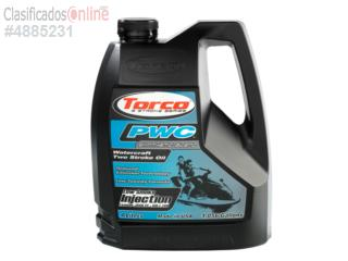 TORCO PWC SYTHETIC BLEND, Puerto Rico